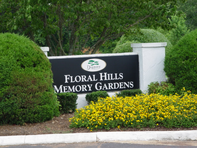 Grave Space For Sale 2600 Floral Hills Memory Gardens