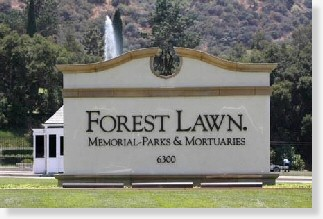 Forest Lawn Memorial Park - Hollywood Hills, CA - The Cemetery Exchange