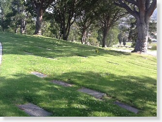 2 Companion Grave Spaces for Sale - Green Hills Memorial Park - Rancho Palos Verdes, CA - The Cemetery Exchange
