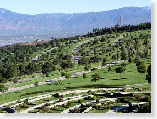 2 Grave Spaces for Sale - Rose Hills Memorial Park - Whittier, CA - The Cemetery Exchange